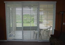Sliding Shutters For Patio Doors Modern Style Shutters For Patio Doors With Plantation Shutters