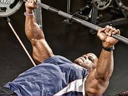Ronnie Coleman Bench by Barbell Or Dumbbell Bench Press U2013 Is One Better Than The Other