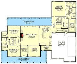 Three Bedroom Ground Floor Plan Three Bed Farmhouse With Optional Bonus Room 51758hz
