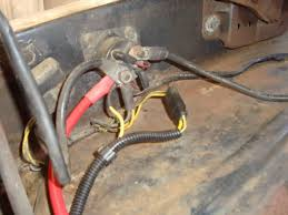 3g wiring where to hook up green red wire ford truck