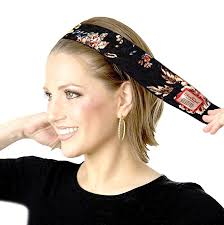 headbands that don t slip sharirose non slip band wig grip adjustable