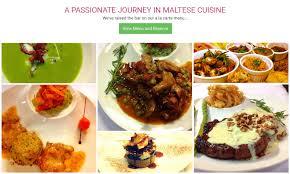cuisine a la ta marija restaurant mosta award winning maltese food restaurant