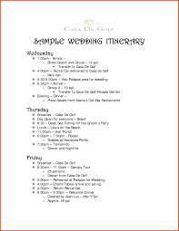 wedding itinerary template wedding itinerary template tryprodermagenix org