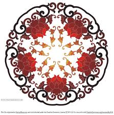 style ornament free vector