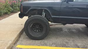long jeep home made long arms jeep cherokee forum