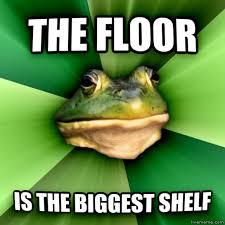 Bachelor Frog Meme - livememe com foul bachelor frog