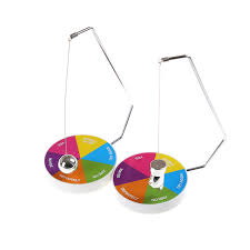 Magnetic Desk Accessories Decoration Magnetic Swinging Pendulum Fate Desk