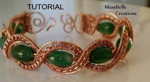braided weave bracelet images Tutorial braided wire weave bracelet etsy jpg