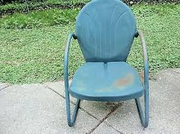 Retro Patio Furniture Vintage Antique Outdoor Metal Furniture Collection On Ebay
