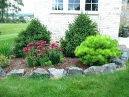 Garden Ideas With Rocks Landscape Ideas With Rock Simple Rock Landscaping Ideas Rock