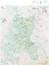 Squaw Trail Map Canyonlands Maps And Guide Npmaps Com Just Free Maps Period