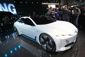 concept bmw frankfurt u2013 new electric concept previews bmw i5 the car expert