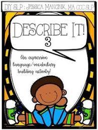 describe it describe it 2nd edition descriptive words