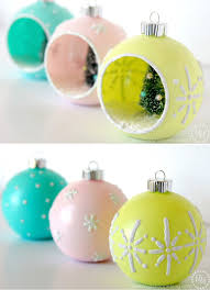 diy vintage style ornaments the scrap shoppe