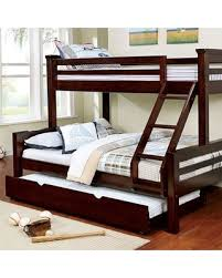 sweet deal on marcie collection cm bk450tq bed twin over queen