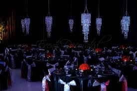 black red silver white candles centerpiece centerpieces chairs