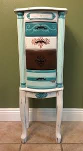 Shabby Chic Jewelry Armoire by Vintage Shabby Cottage Jewelry Box Shabby Cottage Shabby And Box