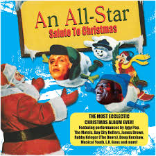 christmas cd an all salute to christmas cd cleopatra records store