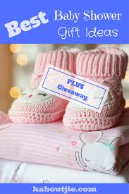 best baby shower gift ideas kaboutjie