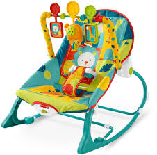 Personalized Toddler Rocking Chair Amazon Com Fisher Price Infant To Toddler Rocker Dark Safari