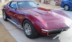1972 corvette stingray price 1972 chevrolet corvette stingray coupe