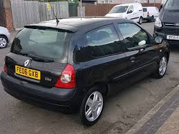 2006 renault clio campus sport dci diesel 1 5 new mot 30 tax in