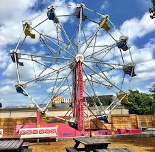 ferris wheelers backyard bbq brings barbecue and a ferris wheel to