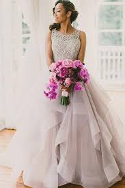 affordable bridal gowns a line scoop neckline organza wedding dresses 2017 custom