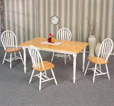 Natural Wood Dining Room Sets Dining Table Dining Room Furniture Table W Chairs Magnifier