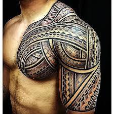 artist is bong tatau tattoo tribal tribaltattoo fashion