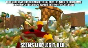 Adventure Meme - sonic adventure 2 meme by ssbrandon on deviantart