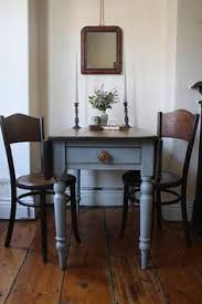 Pine Drop Leaf Table And Chairs Substantial Victorian Welsh Pine Drop Leaf Table With Two End