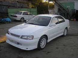 Toyota Corolla 1994 Modified 1994 Toyota Corona Pictures 1800cc Gasoline Ff Automatic For Sale