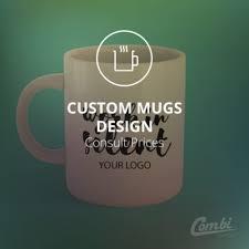 mugs design custom mugs combi digital wordpress consulting u0026 graphic design
