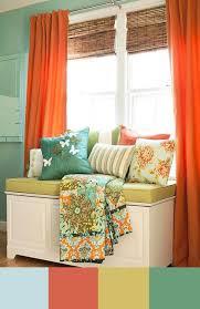 Orange Home And Decor 679 Best Orange Home Interiors And Decor Images On Pinterest
