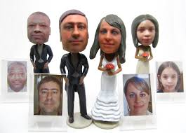 cake toppers bobblehead wedding ideas bobblehead cake toppers for wedding cakes ideas