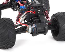 remote control grave digger monster truck traxxas