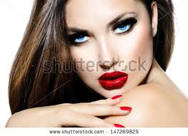 viagra commercial actress brunette blue dress sexy beauty girl red lips nails stock photo royalty free 147269825