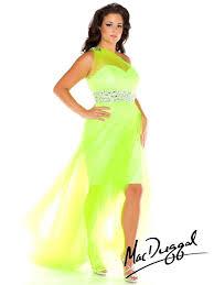 mac duggal fabulouss plus size prom dress collection