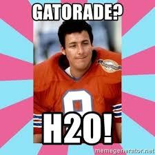 Gatorade Meme - gatorade h2o waterboy meme generator