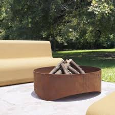 Steel Firepit Sophisticated Comfort Consumers Search For Sophisticated Forms