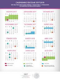 calendario escolar argentina 2017 2018 calendario escolar oficial sep 2017 2018 calendariolaboral com mx
