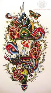 old skool tattoo designs tattoos tattoos old tattoo