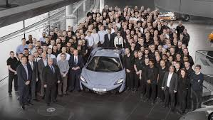 mclaren technologies home theater mclaren builds its 10 000th car in a factory that didn u0027t exist six