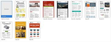 Email Marketing Report Template by Email Marketing On Business Catalyst