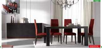 red diningroom dining room contemporary kitchen design beautiful