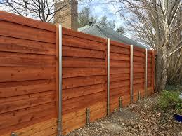 privacy fence ideas for backyard unique hardscape design photo on