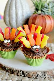 thanksgiving turkey cupcakes pictures photos and images for