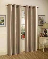 curtains tan amazon com
