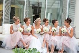 tulle skirt bridesmaid bridesmaids skirts weddingbee